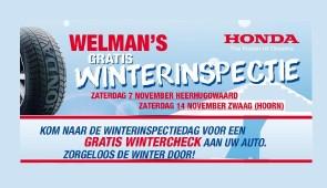 De GRATIS Winterinspectie -Dag