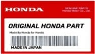 Honda onderhoud artikelen