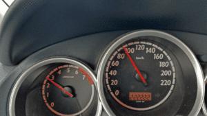 Honda kilometerstand