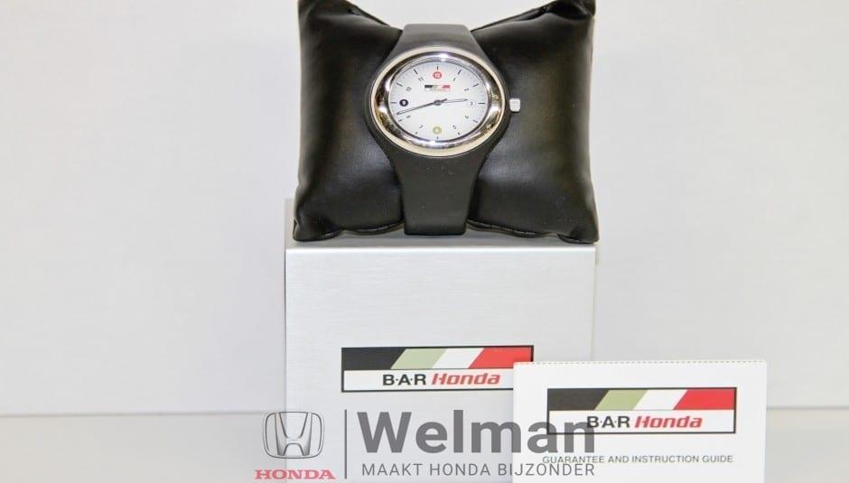 Honda Civic Lease >> Honda F1 BAR horloge - watch | Honda Welman