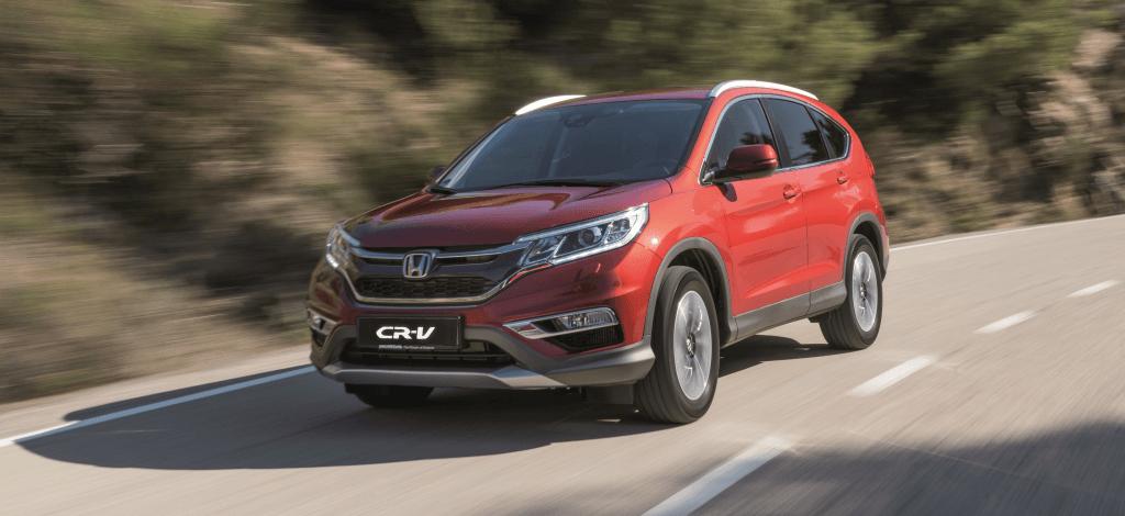Honda Crv Lease >> Honda CR-V | 2018: Prijzen en uitvoeringen