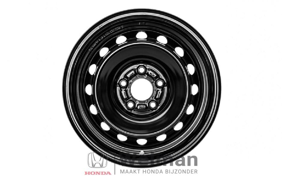 Honda A12 Service >> Honda Civic 5d 215/55R/16 Bridgestone Blizzak LM001 Winterbandenset staal 16 inch | Honda Welman