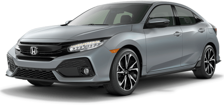 honda civic hatchback private lease