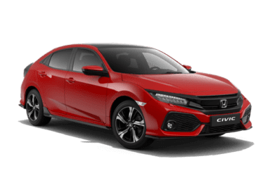 Honda Civic Hatchback Sport +