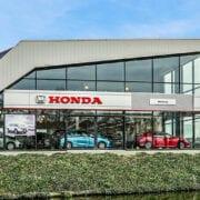 Honda Welman Hoorn